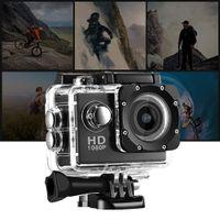 Neue wasserdichte Kamera HD 1080P Sport Action DVR Kamera DV Video Camcorder LJF91115035BK