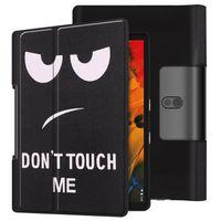 Hülle für Lenovo Yoga Smart Tab YT-X705F 10.1 Zoll Smart Cover Etui mit Standfunktion und Auto Sleep/Wake Funktion