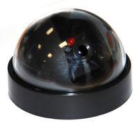 Dummy Kamera Mini-Dome Attrappe mit Blink-LED