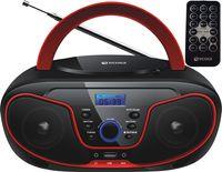 Ecosa CD-Player Boombox Stereoanlage Tragbares Kinder Radio CD-Radio