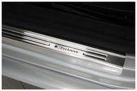 Edelstahl Exclusive Einstiegsleisten für VW Passat B6 B7 3C CC Variant Kombi
