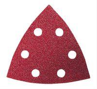 Schleifpapier Set Red Wood für Bosch Deltaschleifer 10 Stück