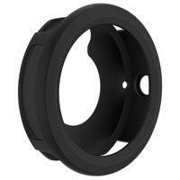 Schutzhülle aus Silikonkautschuk in Schwarz für Garmin Vivoactive 3 Watch