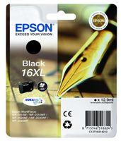 Epson 16XL Druckerpatrone schwarz