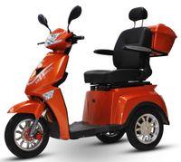 ECO ENGEL 504 Terracotta, 25 km/h Senioren Roller Seniorenmobil Elektromobil