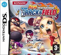 Konami New International Track & Field, Nintendo DS