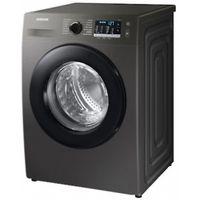 Samsung WW70TA049AX/EG Stand-Waschmaschine-Frontlader inox grau SchaumAktiv