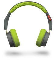 Plantronics Backbeat 500 Grau Bluetooth-Headset Binaural 40-mm-Treiber