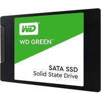 """WD Green Solid State-Laufwerk - 2,5"""" Intern - 480 GB - SATA (SATA/600) - Desktop-PC, Notebook Unterstütztes Gerät - 545 MB/s Maximale Lesegeschwindigkeit"""