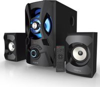 Creative SBS E2900 BT 2.1  51MF0490AA001 - 2.1 - 20 KHz - 2.1 - 20 KHz - 2.1 - 20 KHz