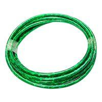 Bremszughülle bowdenzug bremszug hüllen grün teflon 5mm länge 3m kabelgehäuse fahrrad