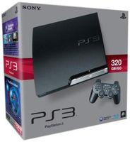 PlayStation 3 Slim Konsole 320 GB