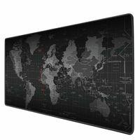 Silent Gaming Mauspad XXL Anti-Rutsch Mat Mousepad Schreibtisch Matte 800x300mm