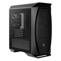 Aerocool Aero One Mini Black Tower-Gehäuse Tempered Glass