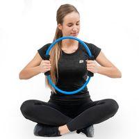 Hop-Sport Pilates Ring Widerstandsring Circle 36 cm BLAU