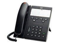 Cisco CP-6911-CL-K9= Hörer - Dunkelgrau - Dunkelgrau