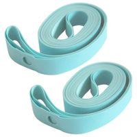 Kenda Hochdruck Felgenband Set aus 2 28 Zoll 16 mm 16-622 Rim Tape 700C Rennrad Fixie Fahrrad