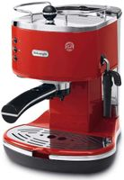 DeLonghi Icona ECO 311.R Siebträger Espressomaschine Rot