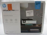 HP OfficeJet Pro 8024 - Thermal Inkjet - Farbdruck - 4800 x 1200 DPI - Farbkopieren - A4 - Schwarz - HP