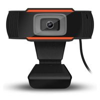 changzui 720P HD Webcam USB 2.0 Kamera mit Mikrofon für Computer PC Laptop Videoanruf