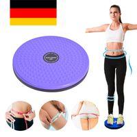 Taille Scheibe Twist Board Platte Fitness-Übung Massage Balance Fuß Twisting Pad Taillendrehplatte