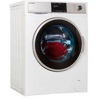 Sharp - ES-HDB8147W0 - Waschtrockner - Weiß