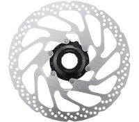 Shimano bremsscheibe RT-EM300180 mm Edelstahl Centerlock silber