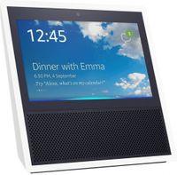 Amazon Echo Show weiß Smart Home Hub mit Bildschirm