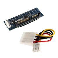 (A) $ 3,5-Zoll-Riser-Desktop-IDE zu SATA-Festplatte IDE zu SATA Parallel-Seriell-Konverter