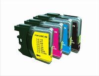 XL Druckerpatronen-Set kompatibel mit Brother LC-980 und LC-1100 XL black, cyan, magenta und yellow für DCP-145 C, DCP-160 Series, DCP-163 C, DCP-165 C, DCP-167 C, DCP-190 Series, DCP-195 C, DCP-197 C, DCP-365 CN, DCP-370 Series, DCP-373 CW, DCP-375 CW, DCP-377 CWDCP-185 C, DCP-380 Series, DCP-383 C, DCP-385 C, DCP-387 C, DCP-395 CN, DCP-585 CW, DCP-6690 CW, DCP-J 715 WMFC-250 C, MFC-250 Series, MFC-255 CW, MFC-290 C, MFC-290 Series, MFC-295 CN, MFC-297 C, MFC-490 CN, MFC-490 CW, MFC-490 Series, MFC-5490 CN