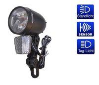 Filmer 40.024 LED Scheinwerfer 80 LUX mit Tagfahrlicht, Sensor und Standlicht