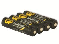 GP Primary Lithium 24LF - Batterie 4 x AA-Typ - Li-FeS2