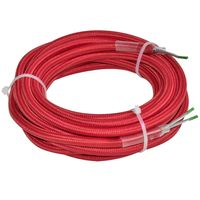 Nordlux Cable 4m / Zubehör / Rot, Rot