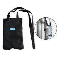 Beutelhalter Drainagebeutel Umhüllung Urine Leg Storage Support Bag mit 1000ml Schwarz Urinbeutel