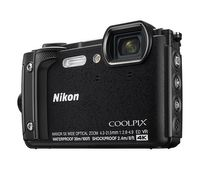 Nikon COOLPIX W300 16 Megapixel wasserdichte Digitalkamera schwarz