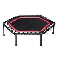 1m Fitness Trampolin Mini Trampolin Training Indoor Outdoor Jumper bis 150kg