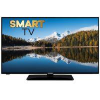 Telefunken 43Zoll LED TV (Flat, 43 Zoll / 108 cm, Full-HD, SMART TV)