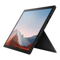 Microsoft Surface Pro 7+, 31,2 cm (12.3 Zoll), 2736 x 1824 Pixel, 512 GB, 16 GB, Windows 10 Pro, Schwarz