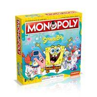 Monopoly SpongeBob Schwammkopf  Deutsch Französisch Edition Spiel Brettspiel