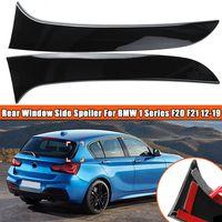 AUDEW Vertikale Hinten Heckspoiler Seitenflügel Abdeckung für BMW 1 Series F20