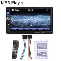 Auto 2Din Bluetooth Freisprecheinrichtung FM USB USB Spiegel Link Bild umkehren MP5 Player-No Camera