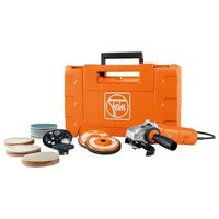 Fein Winkelschleifer Set WSG 17-70 Inox Start