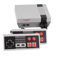 Classic Retro Games Mini Spielekonsole mit Integrierten Spielen 620 Spiele und AV Ausgang Video TV Gaming with 2 Controller Spielgeschenk