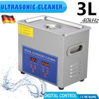 Ultraschallreiniger 3L Ultraschallreinigungsgerät Ultraschallreiniger Ultraschallgerät Ultrasonic Cleaner Edelstahl