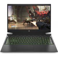 HP Pavilion Gaming 16 16-a0242ng Notebook 16GB/512GB SSD/4GB Nvidia GTX 1650 Ti/Core i5/schwarz