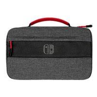 PDP Konsolen Tasche Elite für Nintendo Switch, grau