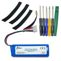 Akku passend für JBL Charge 3 BL GSP1029102A Batterie Li-Polymer 6000 mAh 3,7 V