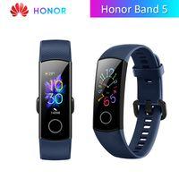 Honor Band 5 Smartwatch Fitness Tracker Armband Schwarz