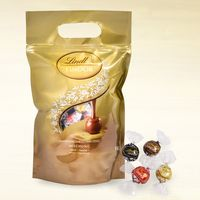 Lindt Lindor Mischung, Schokolade, 1kg Beutel