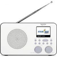 VIOLA 2 C IR Portables Radio (Internetradio, DAB+, UKW, WLAN, 2.4 Zoll Farbdisplay, Kopfhöreranschluss, Wecker, Sleeptimer, 3 Watt RMS)